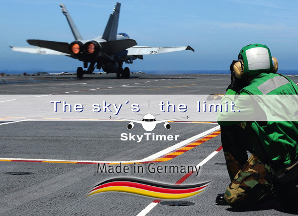 SkyTimer The sky's the limit!